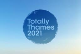 Totally Thames 2021 logo