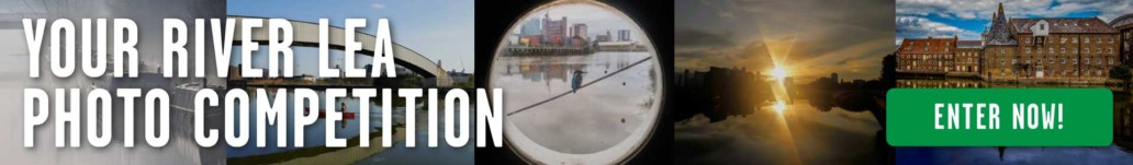 Your River Lea photo competition: enter now banner