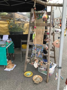 Cody Makers loom with weaving